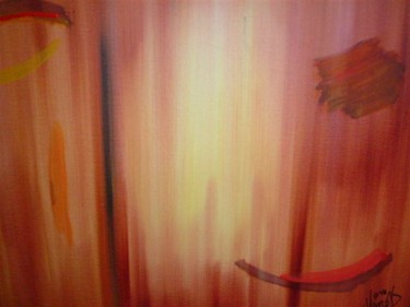 """Painting titled """"MY SANCTUARY"""" by Marco Brown, Original Art,"""