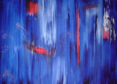 """Painting titled """"TEARS"""" by Marco Brown, Original Art,"""