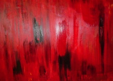 """Painting titled """"PASSION"""" by Marco Brown, Original Art,"""