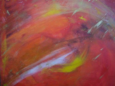 """Painting titled """"RISE OF THE PHOENIX"""" by Marco Brown, Original Art,"""