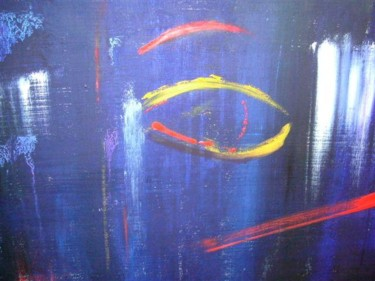 """Painting titled """"UNTITLED"""" by Marco Brown, Original Art,"""
