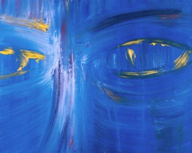 """Painting titled """"DISENCHANTED"""" by Marco Brown, Original Art,"""