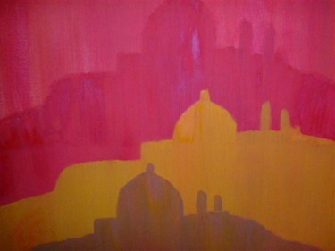 """Painting titled """"MDINA"""" by Marco Brown, Original Art,"""
