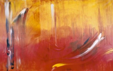 """Painting titled """"BAMBOO"""" by Marco Brown, Original Art,"""