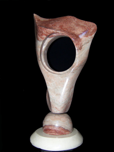 Sculpture, stone, abstract, artwork by Jo Moore