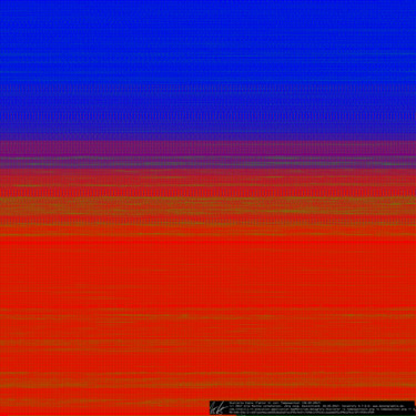 33.1x33.1x2 in ©2017 by datengraphie