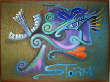 23.6x31.5 in ©2009 by Storm