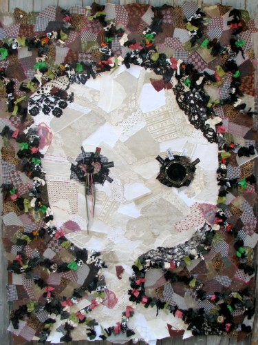 130x110 cm © by josiane coste coulondre