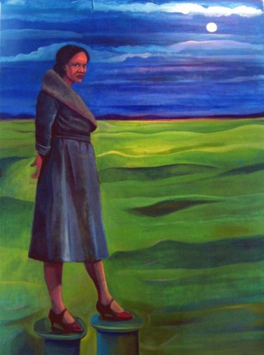48x36 in ©2003 by Joyce Owens