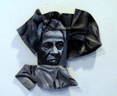 Sculpture, mixed media, figurative, artwork by Joyce Owens