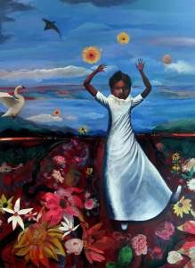 40x30 in ©2010 by Joyce Owens