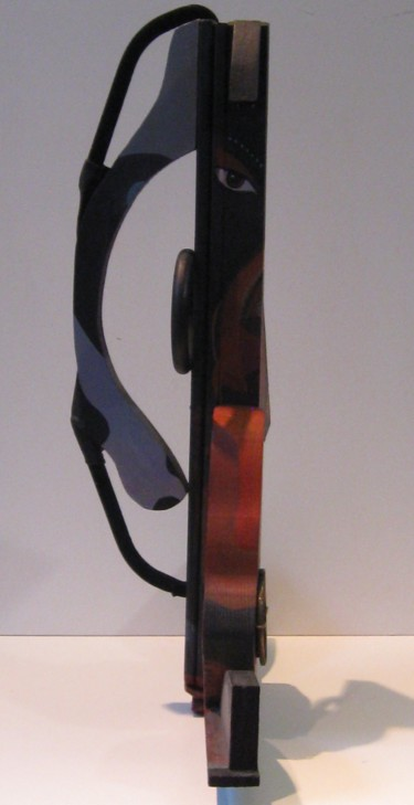 Sculpture, metals, abstract, artwork by Joyce Owens