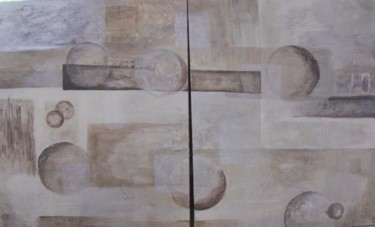 35.4x86.6 in ©2010 by Julieta Markl