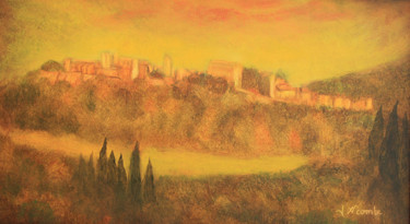 10.6x18.1 in ©2007 by Jean Xavier Combe
