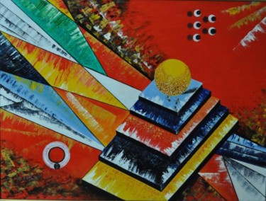 36x48 in ©2012 by Kamal Sharma