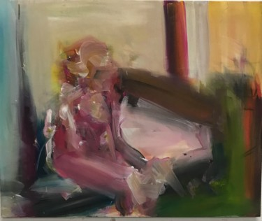 Painting, acrylic, expressionism, artwork by Karen Thomas
