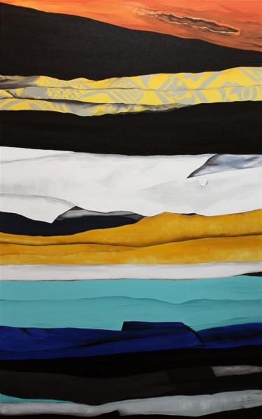 48x2x30 in ©2014 by Karin Lowney-Seed
