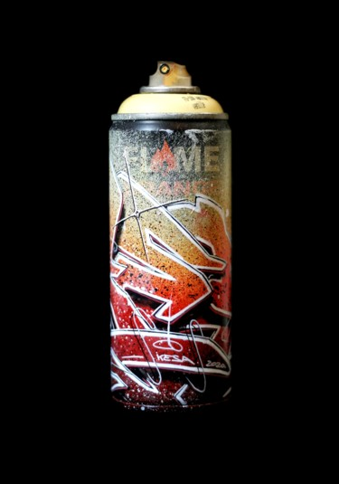 7,1x2,6 in ©2020 par kesa graffiti