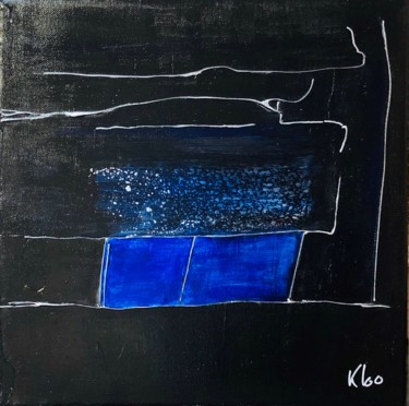11.8x11.8x0.8 in ©2020 by Pascale Rey-Texier (KloO)
