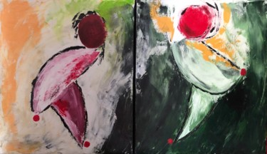 15.8x31.5x0.8 in ©2020 by Pascale Rey-Texier (KloO)