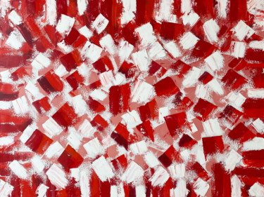 Abstract Painting, oil, abstract, artwork by Kristina Malashchenko