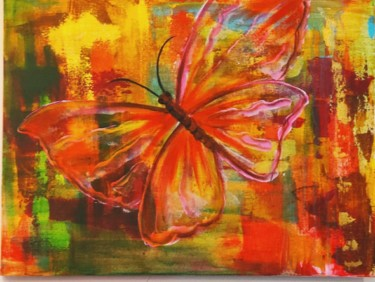 Everyday Life Painting, acrylic, abstract, artwork by Geetu Thakur