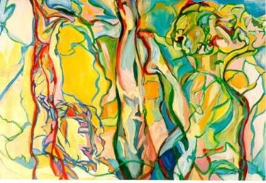 30x40 in ©2004 by Dolores Wimberly