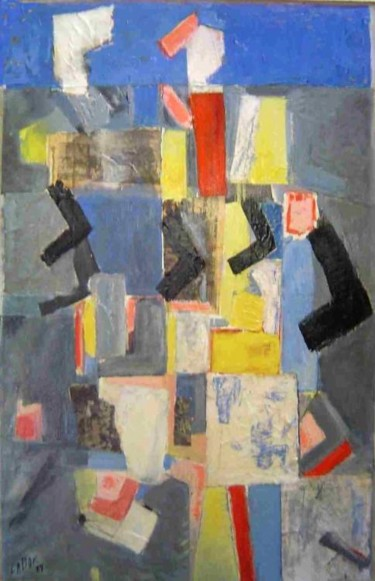 39.4x35 in ©1990 by LABOR