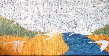 48x24 in ©2009 by Gilles Lajeunesse