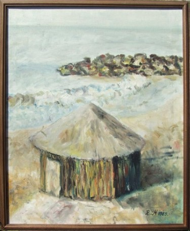 24.4x20.5 in ©1989 by Landscape Art