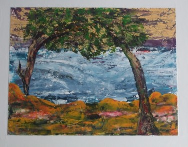 28.7x33.5 in ©2013 by Eveline Ghironi (khava)
