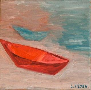 7,9x7,9 in ©2004 par Laure Feyen