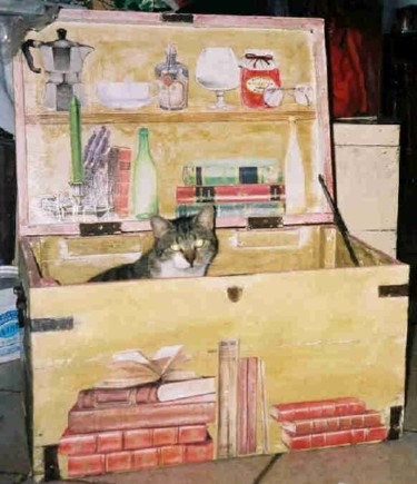 31.5x15.8 in ©2004 by Florence Masson