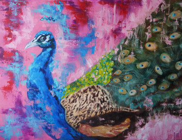 """Painting titled """"LUXURY AND POWER -p…"""" by Julia Good, Original Art, Oil"""