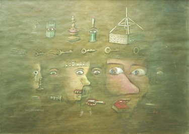 24.4x33.9 in ©2005 by Lev Povzner