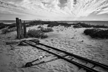"""Photography titled """"End of the way"""" by Andrei Leonenko, Original Art, Digital Photography"""