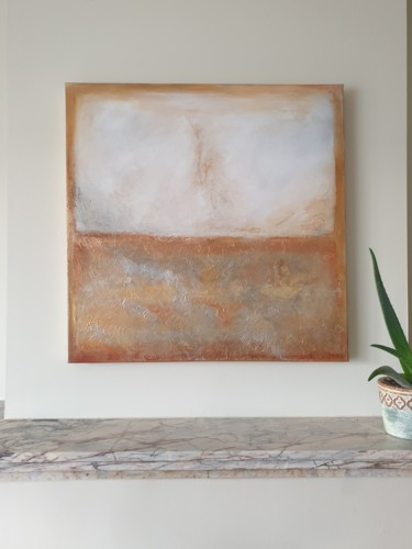 Painting, acrylic, abstract, artwork by Lilith Vermeulen