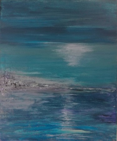 """Painting titled """"Summer wind"""" by Lisa Steeven, Original Art, Acrylic"""