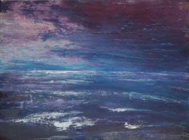 """Painting titled """"canvas 124"""" by Lisa Steeven, Original Art, Acrylic"""
