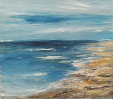 """Painting titled """"Canvas 88"""" by Lisa Steeven, Original Art, Acrylic"""