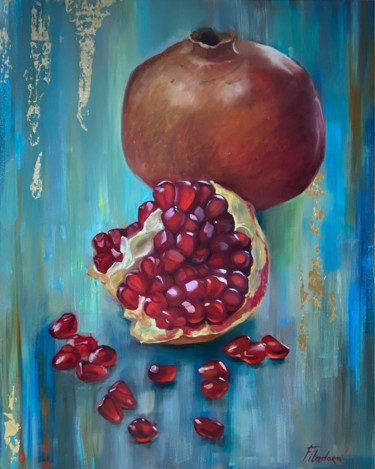 Painting, oil, classicism, artwork by Liss Art Studio