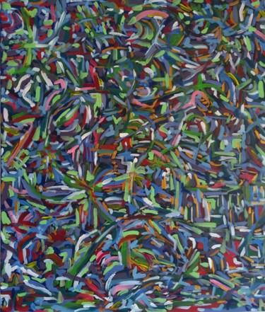 Painting, acrylic, abstract, artwork by Liudmila Erol