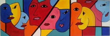 50x150x4 cm ©2013 by Laurence LBN
