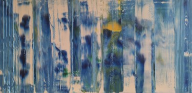 """Painting titled """"119/2021"""" by Loire, Original Art, Acrylic"""