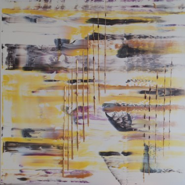 """Painting titled """"122/2021"""" by Loire, Original Art, Acrylic"""