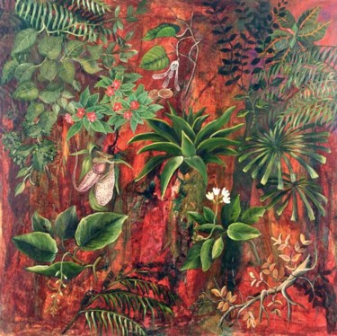 60x60 in ©2005 par Malaysian Paintings