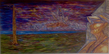 30x60x2 in ©2017 by Nova Scotia Artist Gallery of Claude E Theriault