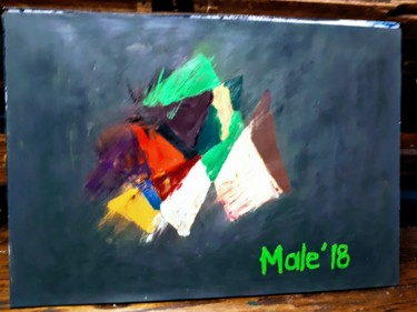 23.2x16.5x47.2 in ©2018 by Male Espinosa