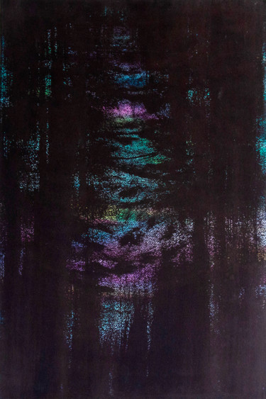 """Painting titled """"Lynch's forest. Pai…"""" by Natalia Maleleva, Original Art, Watercolor"""