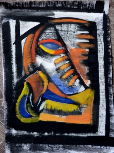 42x29.7 cm ©2011 by Frederique Manley